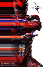 Poster Power Rangers  n. 7
