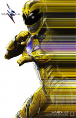 Poster Power Rangers  n. 8