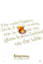 Poster Kingsman - Il cerchio d'oro  n. 2