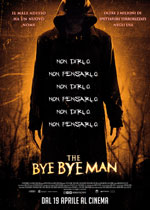 Locandina italiana The Bye Bye Man