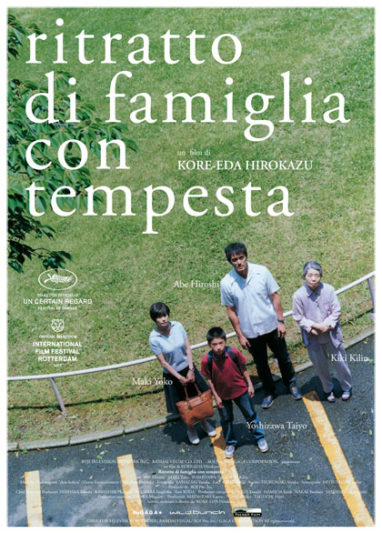 Ritratto di Famiglia con Tempesta