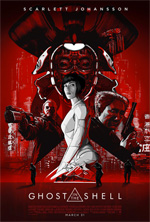 Poster Ghost in the Shell  n. 2