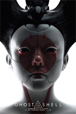 Poster Ghost in the Shell  n. 3