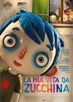 Locandina italiana La mia vita da zucchina