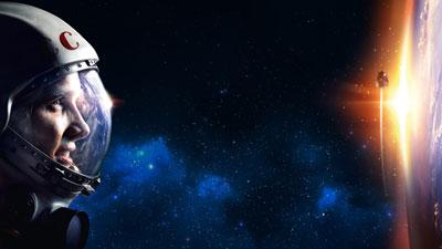 Gagarin: Primo uomo nello spazio lunedì in streaming