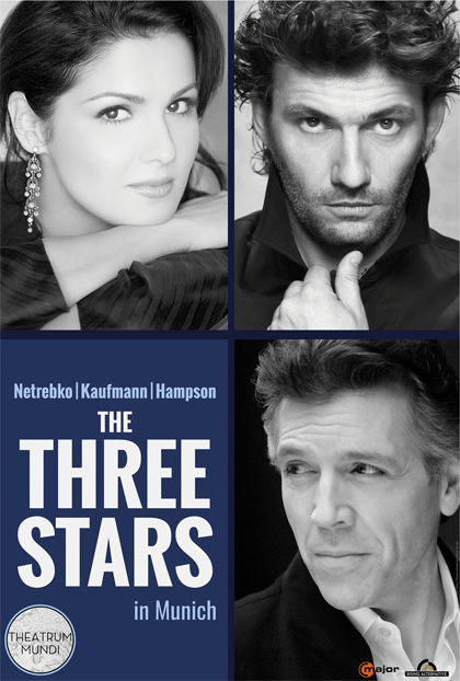 Three Stars in Munich