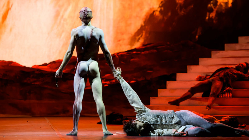 Royal Opera House: Frankenstein