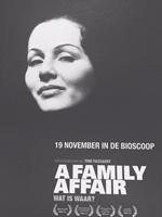 Locandina A Family Affair