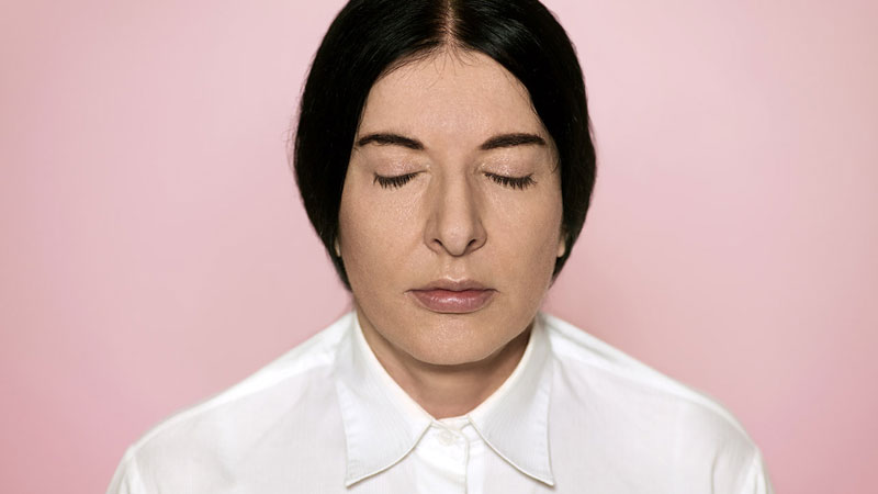 The Space in Between - Marina Abramović and Brazil