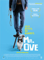 Locandina A Man Called Ove