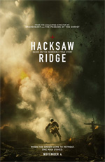 Poster La battaglia di Hacksaw Ridge  n. 1