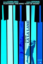 Poster La La Land  n. 1