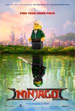 Poster Lego Ninjago - Il film  n. 1