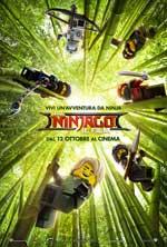 Poster Lego Ninjago - Il film  n. 3