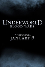 Poster Underworld - Blood Wars  n. 1