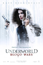 Poster Underworld - Blood Wars  n. 2
