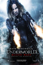 Poster Underworld - Blood Wars  n. 3