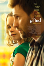 Poster Gifted - Il dono del talento  n. 1