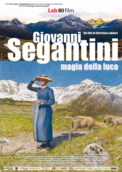 Giovanni Segantini - Magia della luce