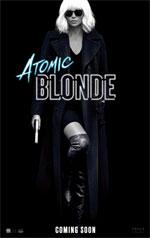 Poster Atomica bionda  n. 1