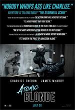 Poster Atomica bionda  n. 4