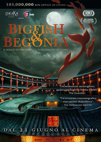 Trailer Big Fish & Begonia