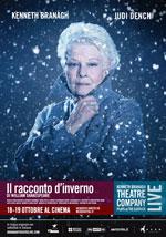 Locandina Kenneth Branagh Theatre Company - Racconto d'inverno