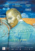 Locandina italiana Loving Vincent