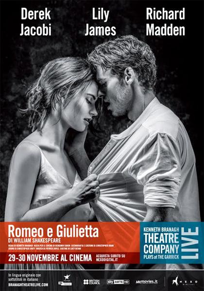 Trailer Kenneth Branagh Theatre Company - Romeo e Giulietta