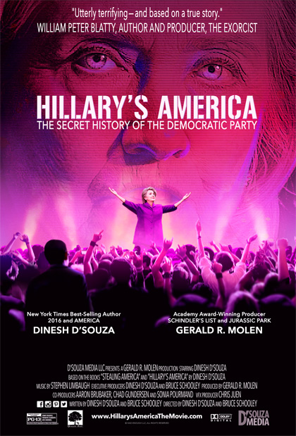 Trailer Hillary's America: The Secret History of the Democratic Party