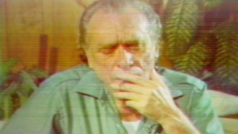 You Never Had It - An Evening With Bukowski