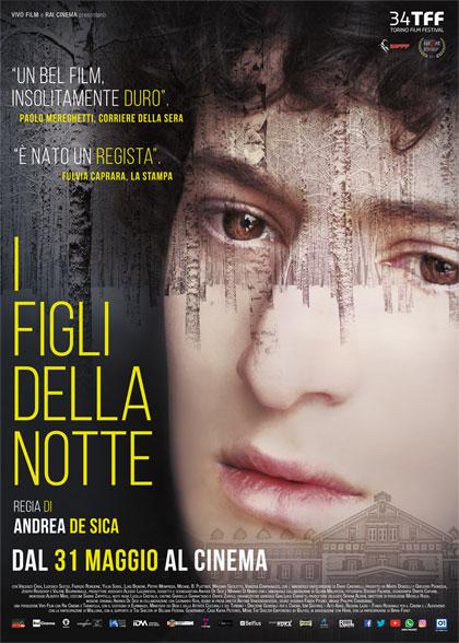 """Képtalálat a következőre: """"IFIGLI DELLA NOTTE poster"""""""