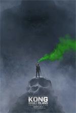 Poster Kong: Skull Island  n. 1