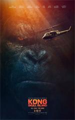 Poster Kong: Skull Island  n. 2