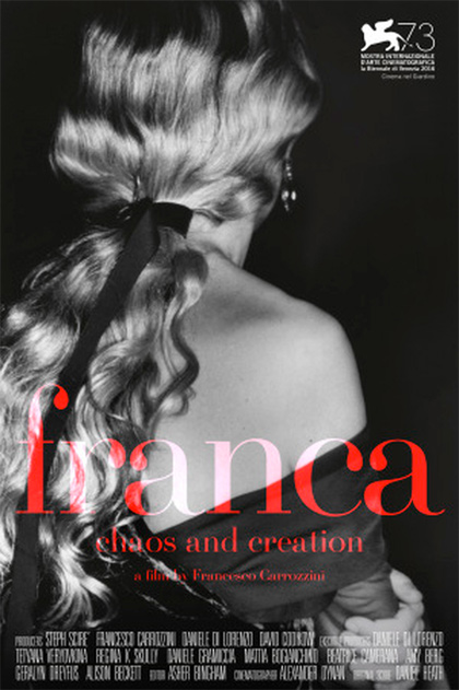 Trailer Franca: Chaos and Creation