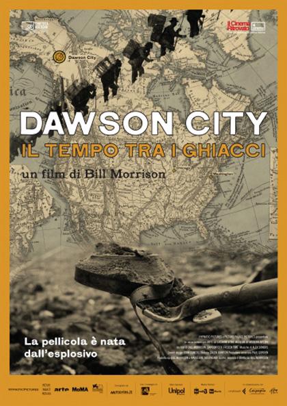 Locandina Dawson City - Il tempo fra i ghiacci