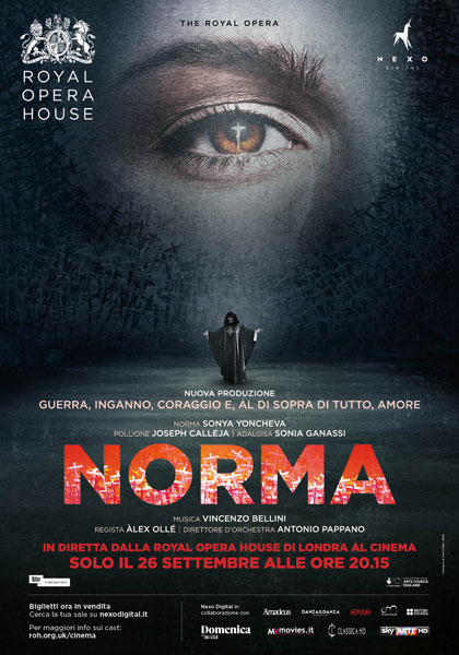 Royal Opera House: Norma