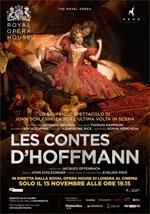 Locandina Royal Opera House: Les contes d'Hoffmann
