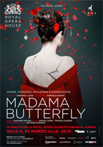 Trailer Royal Opera House: Madama Butterfly
