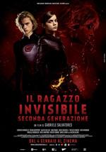Poster Il ragazzo invisibile - Seconda generazione  n. 0