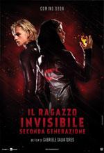 Poster Il ragazzo invisibile - Seconda generazione  n. 2