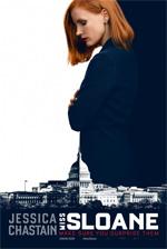 Poster Miss Sloane - Giochi di potere  n. 2