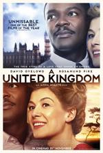 Poster A United Kingdom - L'amore che ha cambiato la storia  n. 1