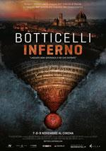 Locandina Botticelli - Inferno