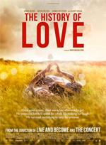 Poster La storia dell'amore  n. 1