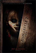 Poster Annabelle 2: Creation  n. 1