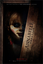 Poster Annabelle 2: Creation  n. 2