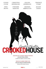 Poster Mistero a Crooked House  n. 1