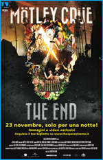 Trailer Mötley Crüe: The End
