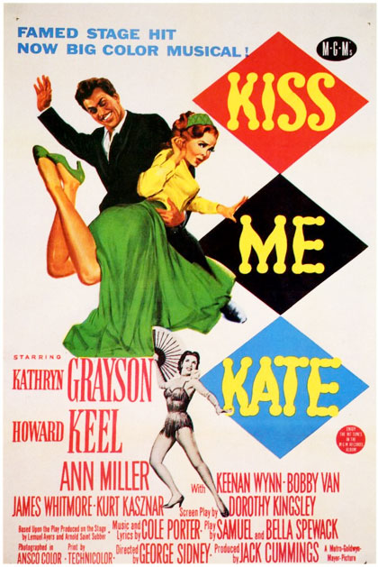 Trailer Baciami Kate!